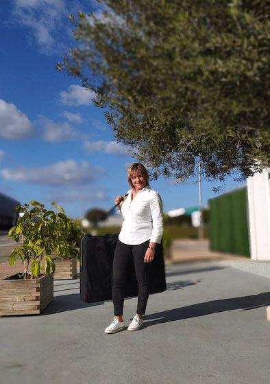 Masajes empresas Menorca