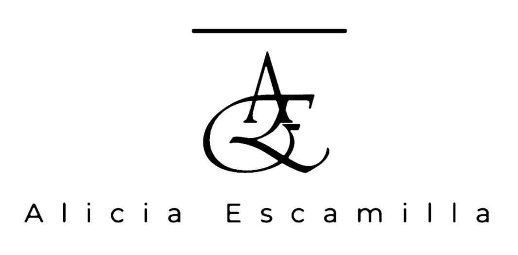 logo Alicia escamilla